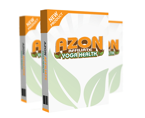Azon affiliate yoga health